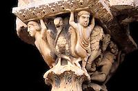 Italie. Sicile. Monreale. le Cloitre. //  Cloister of Monreale. Sicily. Italy.