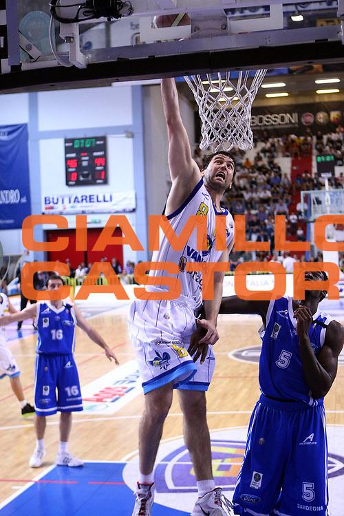 DESCRIZIONE : Cremona Lega A 2010-2011 Vanoli Braga Cremona Dinamo Sassari<br /> GIOCATORE : Blagota Sekulic<br /> SQUADRA : Vanoli Braga Cremona<br /> EVENTO : Campionato Lega A 2010-2011<br /> GARA : Vanoli Braga Cremona Dinamo Sassari<br /> DATA : 15/05/2011<br /> CATEGORIA : Schiacciata<br /> SPORT : Pallacanestro<br /> AUTORE : Agenzia Ciamillo-Castoria/F.Zovadelli<br /> GALLERIA : Lega Basket A 2010-2011<br /> FOTONOTIZIA : Cremona Campionato Italiano Lega A 2010-11 Vanoli Braga Cremona Dinamo Sassari<br /> PREDEFINITA :