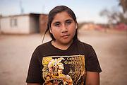 Alía Madesdana, cucapah. Indiviso, Baja California. 13 de agosto de 2014.. (Photo: Prometeo Lucero)