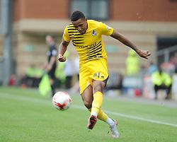 Cristian Montano of Bristol Rovers - Mandatory byline: Neil Brookman/JMP - 07966386802 - 29/08/2015 - FOOTBALL - Matchroom Stadium -Leyton,England - Leyton Orient v Bristol Rovers - Sky Bet League Two