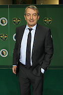 Former German Football Association president Wolfgang Niersbach is facing a two-year ban from all football-related activity.<br /> The independent ethics committee of world governing body Fifa recommended Niersbach be punished for a breach of its ethics code.<br /> In November, the 66-year-old resigned from his role as German FA president over bribery allegations<br /> Picture by EXPA Pictures/Focus Images Ltd 07814482222<br /> 20/05/2016<br /> ***UK &amp; IRELAND ONLY***<br /> EXPA-EIB-140518-0116.jpg