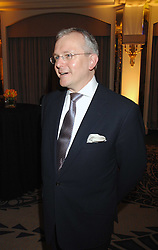 Klaus Kabelitz, general manager of the Berkeley Hotel at the Veuve Clicquot Business Woman Award held at The Berkeley Hotel, London on 8th April 2008.<br />