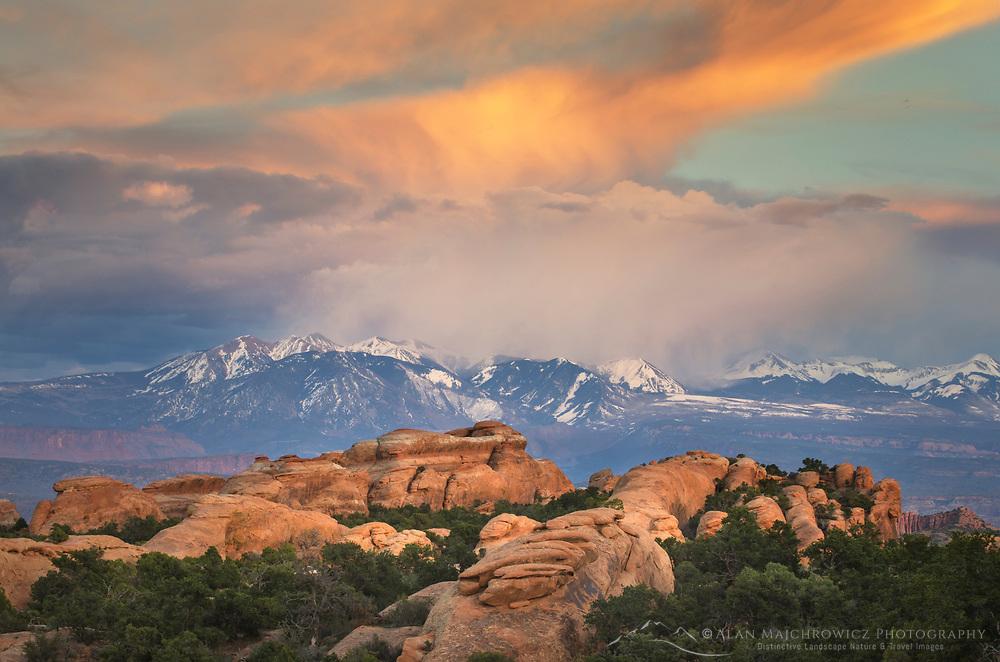 Devils Garden, Arches National Park, Utah