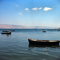 Sea of Galilee-Fishing