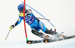 29.12.2013, Hochstein, Lienz, AUT, FIS Weltcup Ski Alpin, Damen, Slalom 1. Durchgang, im Bild Maria Pietilae-Holmner (SWE) // Maria Pietilae-Holmner of (SWE) during ladies Slalom 1st run of FIS Ski Alpine Worldcup at Hochstein in Lienz, Austria on 2013/12/29. EXPA Pictures © 2013, PhotoCredit: EXPA/ Oskar Höher