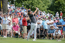 August 9, 2018 - Town And Country, Missouri, U.S - TOMMY FLEETWOOD from England during round one of the 100th PGA Championship on Thursday, August 8, 2018, held at Bellerive Country Club in Town and Country, MO (Photo credit Richard Ulreich / ZUMA Press) (Credit Image: © Richard Ulreich via ZUMA Wire)