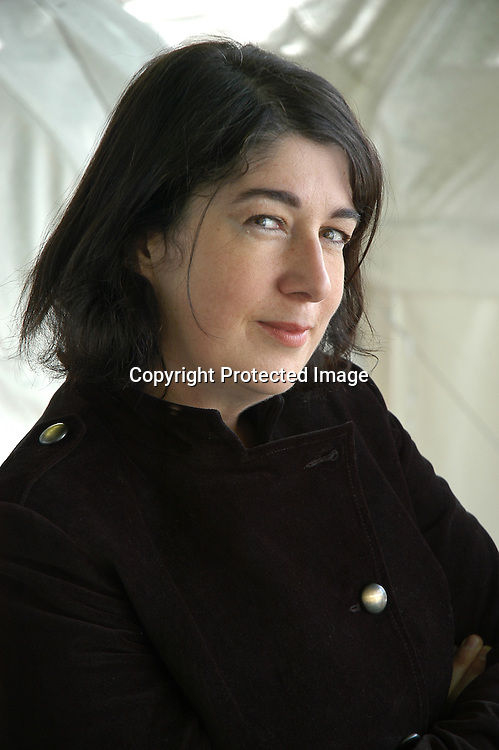 25 August 2005-Edinburgh,UK- British writer Joanna Harris, author of novels &quot;Chocolat&quot; (made into a movie starring Johnny Depp) and &quot;Gentlemen and Players&quot;<br />