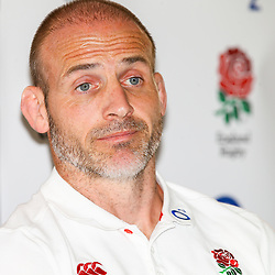 Paul Gustard (Defence Coach) of England - Mandatory by-line: Steve Haag/JMP - 06/06/2018 - RUGBY - Kashmir Restaurant - Durban, South Africa - England Press Conference, South Africa Tour