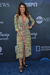 May 14, 2019 - New York, NY, USA - May 14, 2019  New York City..Lisa Vidal attending Walt Disney Television Upfront presentation party arrivals at Tavern on the Green on May 14, 2019 in New York City. (Credit Image: © Kristin Callahan/Ace Pictures via ZUMA Press)