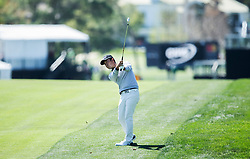 Kevin Na (USA) during the Second Round of the The Arnold Palmer Invitational Championship 2017, Bay Hill, Orlando,  Florida, USA. 17/03/2017.<br /> Picture: PLPA/ Mark Davison<br /> <br /> <br /> All photo usage must carry mandatory copyright credit (&copy; PLPA | Mark Davison)