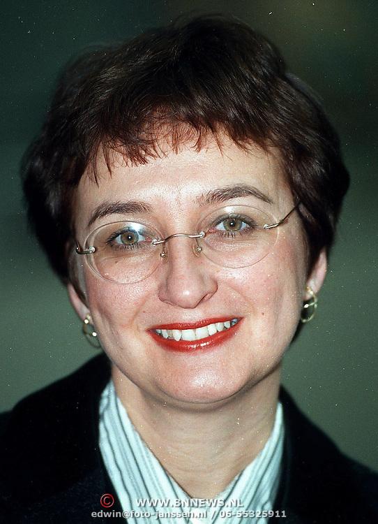 2de kamerlid Nellie Verbugt
