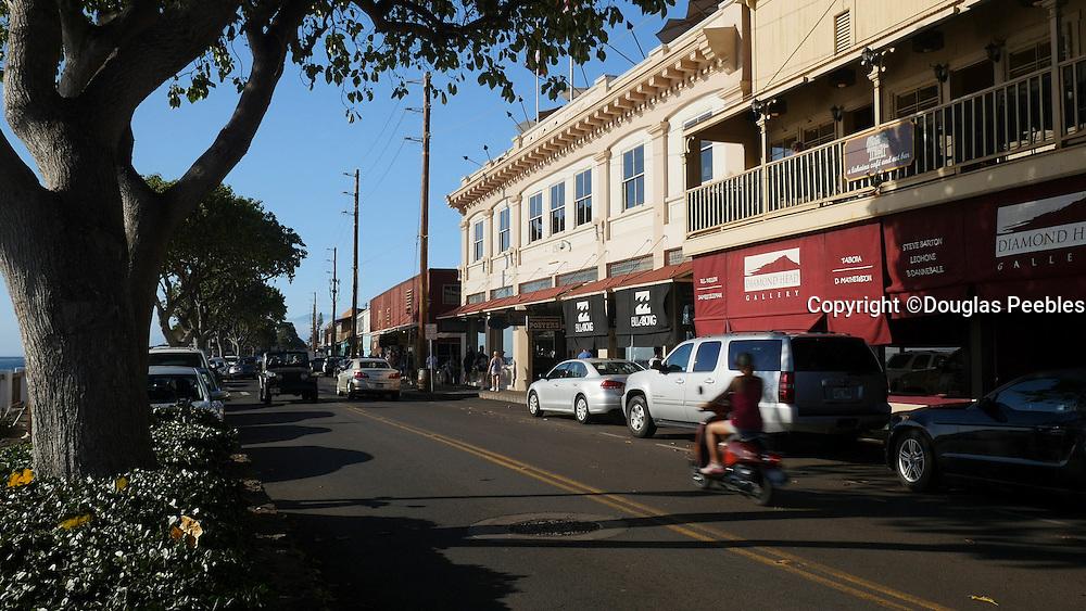 Front Street, Lahaina, Maui, Hawaii