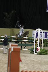 Michaels-Beerbaum Meredith (GER) - Shutterfly<br /> World Cup Final Las Vegas 2009<br /> Photo © Dirk Caremans