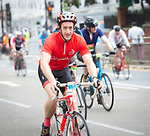 Prudential London Bike Ride 29th July 2018