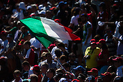 September 3-5, 2015 - Italian Grand Prix at Monza: Italian flag