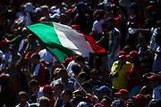 September 3-5, 2015 - Italian Grand Prix at Monza: Italian flag