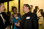MRS. SHEENA WINCHESTER; PAUL TAYLOR, Festival of Trees Gala Dinner. In aid of Save The Children.<br />Natural History Museum, London, SW7. 9 December 2008 *** Local Caption *** -DO NOT ARCHIVE-© Copyright Photograph by Dafydd Jones. 248 Clapham Rd. London SW9 0PZ. Tel 0207 820 0771. www.dafjones.com.