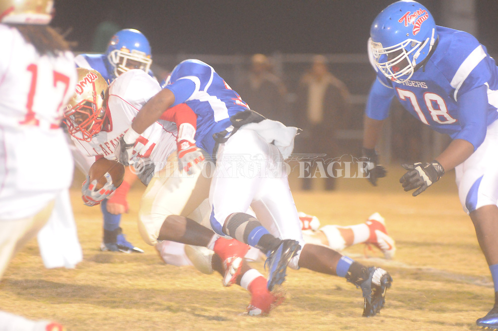 Lafayette High vs. Noxubee County in Macon, Miss. on Friday, November 9, 2012. Noxubee County won 14-0.