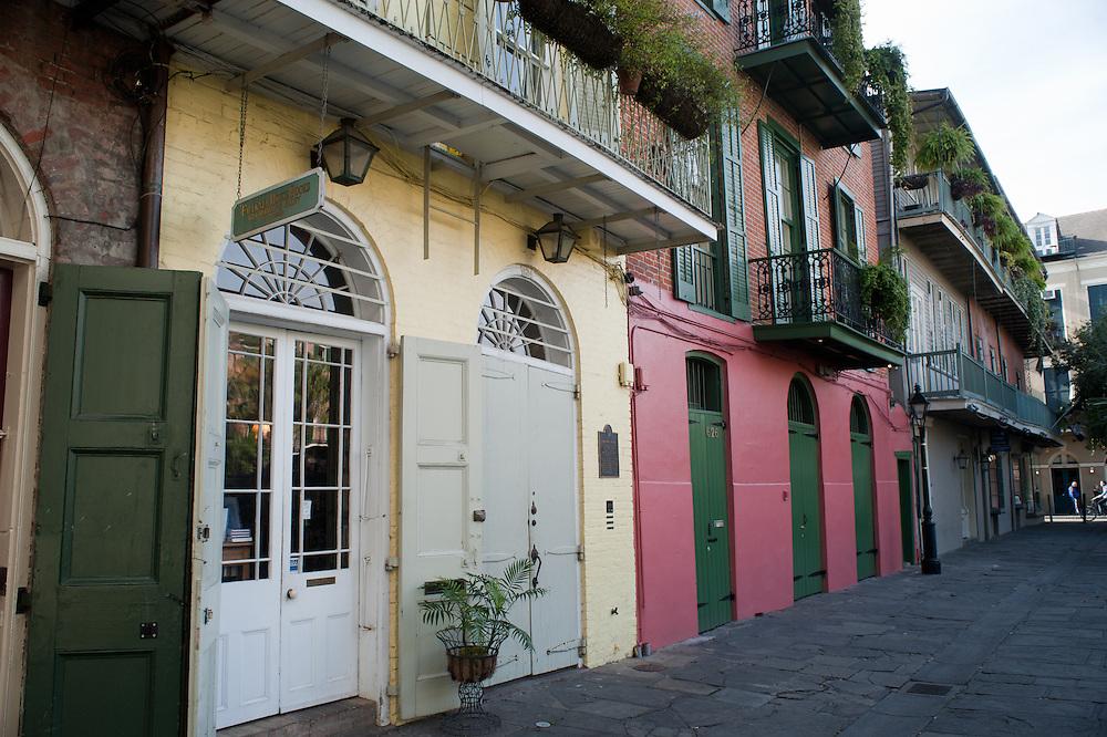 William Faulkner's House in New Orleans