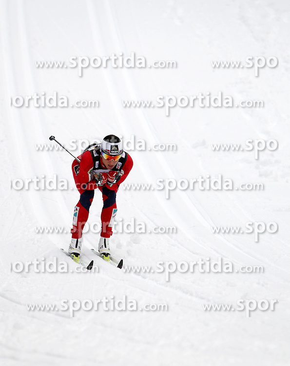 31.12.2011, DKB-Ski-ARENA, Oberhof, GER, Viessmann Tour de Ski 2011, FIS Langlauf Weltcup, Verfolgung Damen, im Bild Marit Bjoergen (NOR) // during pursuit Women of Viessmann Tour de Ski 2011 FIS World Cup Cross Country at DKB-SKI-Arena Oberhof, Germany on 2011/12/31. EXPA Pictures © 2011, PhotoCredit: EXPA/ nph/ Hessland..***** ATTENTION - OUT OF GER, CRO *****