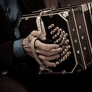 Bandoneon Player Environmental photography in Upper Marlboro, MD by Mario Gozum of PointShoot Photography