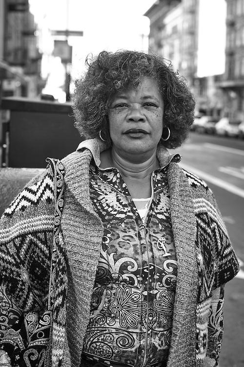 Annette, Tenderloin, San Francisco