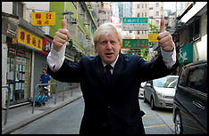 OCT 18 2013 Boris Johnson Hong Kong Visit Day 6