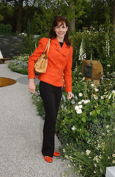 DARCEY BUSSELL at the 2005 RHS Chelsea Flower Show on 23rd May 2005<br />