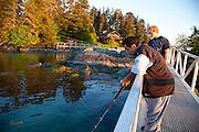 Sam Choy, Talon Lodge, Sitka, Southeast, Alaska