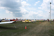 One in a collection of photographs captured in summer 2012, during my annual visit to the Experimental Aircraft Association's EAA AirVenture Oshkosh.