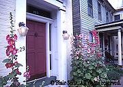 PA Historic Town Scape, Historic District, Mercersburg, Franklin Co., Pennsylvania