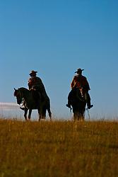 Figura típica do gaúcho e o cavalo crioulo, um símbolo do Estado do Rio Grande do Sul. FOTO: Eduardo Rocha/Preview.com