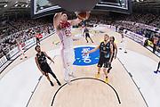 Arturas Gudaitis<br /> Dolomiti Energia Aquila Basket Trento - EA7 Emporio Armani Olimpia Milano<br /> Playoff - Finale - Gara 6<br /> LegaBasket Serie A 2017/2018<br /> Trento, 15/06/2018<br /> Foto M.Ceretti / Ciamillo-Castoria