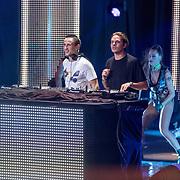 NLD/Amsterdam/20180905- Uitreiking 3FM Awards 2018, Lucas en Steve