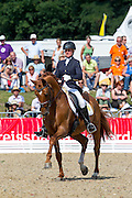 Anna Svanberg - Bellman 4<br /> FEI World Breeding Dressage Championships for Young Horses 2012<br /> © DigiShots