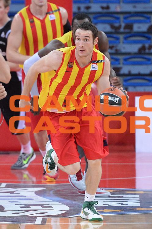 DESCRIZIONE : Pesaro Torneo Euro Hoop Series 2013 Granarolo Virtus Bologna-FC Barcellona<br /> GIOCATORE : Marcelinho Huertas<br /> CATEGORIA : palleggio<br /> SQUADRA : FC Barcellona<br /> EVENTO : Torneo Euro Hoop Series 2013<br /> GARA : Granarolo Virtus Bologna-FC Barcellona<br /> DATA : 21/09/2013<br /> SPORT : Pallacanestro<br /> AUTORE : Agenzia Ciamillo-Castoria/GiulioCiamillo<br /> Galleria : Lega Basket 2013-2014<br /> Fotonotizia : Pesaro Torneo Euro Hoop Series 2013 Granarolo Virtus Bologna-FC Barcellona<br /> Predefinita :