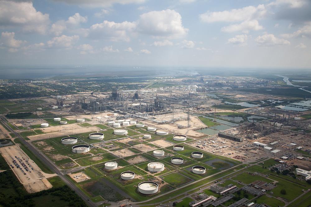 Refinery and Storage Tanks at Motiva Enterprises LLC
