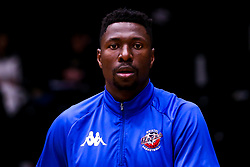 Daniel Edozie of Bristol Flyers - Photo mandatory by-line: Robbie Stephenson/JMP - 01/03/2019 - BASKETBALL - Eagles Community Arena - Newcastle upon Tyne, England - Newcastle Eagles v Bristol Flyers - British Basketball League Championship