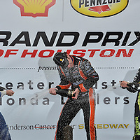 2014 INDYCAR RACING HOUSTON