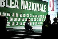 ROMA. DELEGATI ALL'ASSEMBLEA DEL PARTITO DEMOCRATICO