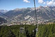 Italy, Piedmont, Sauze d'Oulx