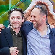 NLD/Amsterdam/20160717- Premiere Huisdiergeheimen, Javier Guzman en Hugo Metsers III