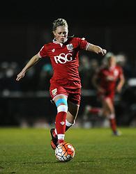 Millie Farrow of Bristol City Women - Mandatory by-line: Dougie Allward/JMP - Mobile: 07966 386802 - 23/03/2016 - FOOTBALL - Stoke Gifford Stadium - Bristol, England - Bristol City Women v Yeovil Town Ladies - FA Women's Super League 2