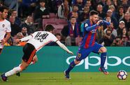 FC Barcelona v Valencia CF march 2017