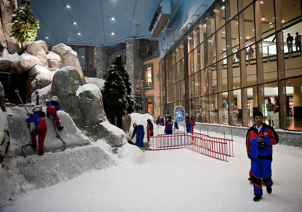Ski Dubai, Mall of the Emirates, Dubai, UAE