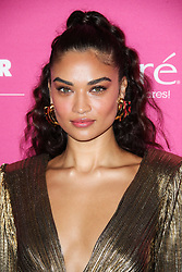 MANHATTAN, NEW YORK CITY, NY, USA - SEPTEMBER 12: US Weekly's Most Stylish New Yorker Party 2018 held at the Magic Hour Rooftop Bar and Lounge on September 12, 2018 in Manhattan, New York City, New York, United States. 12 Sep 2018 Pictured: Shanina Shaik. Photo credit: Image Press Agency/MEGA TheMegaAgency.com +1 888 505 6342
