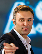 Singer Jonathan Wilkes at the premiere of Astonishing in Southampton. The show is a revolutionary magic and illusion show produced by Wilkes and BAFTA-winning presenter and entertainer Stephen Mulhern. Astonishing is currently live on three P&O Cruises ships Britannia, Azura and Ventura. It combines the production talents of Mulhern and Wilkes with the spectacular dance moves of leading choreographer Paul Domaine and the mind-blowing trickery of master illusionist Guy Barrett. <br /> Picture date: Sunday June 17, 2018.<br /> Photograph by Christopher Ison ©<br /> 07544044177<br /> chris@christopherison.com<br /> www.christopherison.com