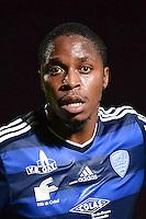 Bagaliy DABO   - 25.09.2015 - Creteil / Le Havre - 9eme journee Ligue 2<br /> Photo : Nolwenn Le Gouic / Icon Sport