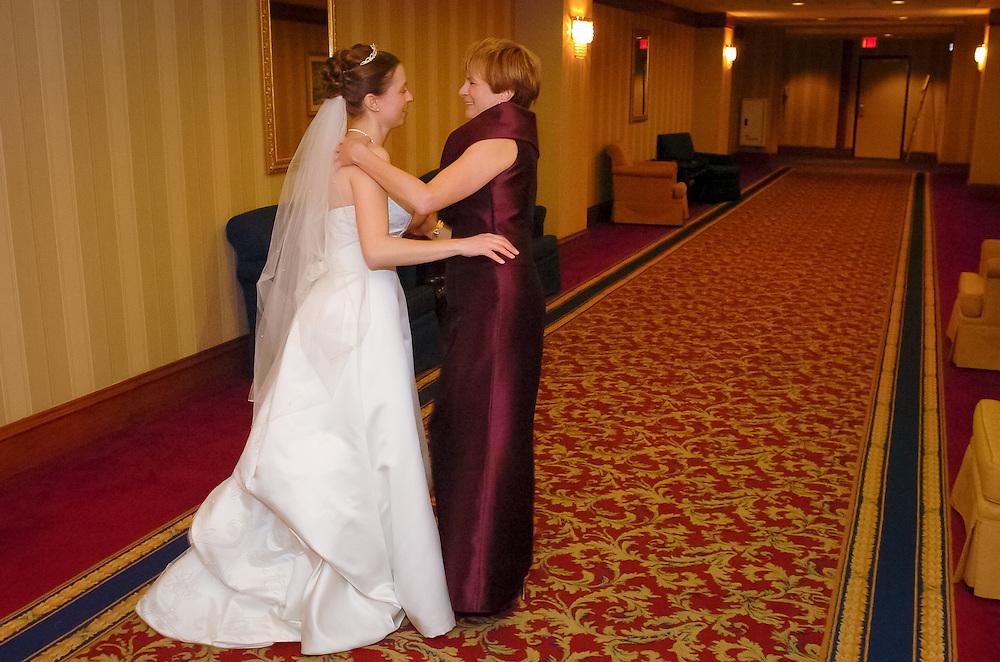 Mark Wolley and Beth Geiger Wedding in Washington DC at the Marriott Wardman Park.