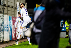 Jan Mlakar of NK Maribor and Sasa Ivkovic of NK Maribor during Football match between NK Celje and NK Maribor in 33th Round of Prva liga Telekom Slovenije 2018/19, on May 15th, 2019, in Stadium Celje, Slovenia. Photo by Grega Valancic / Sportida